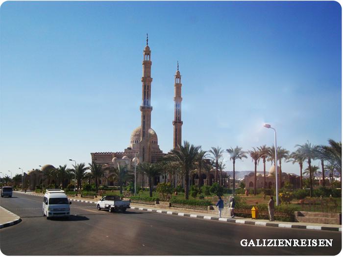 Мечеть в Шарм Ель Шейху