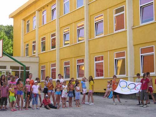 Дитячий відпочинок в Болгарії